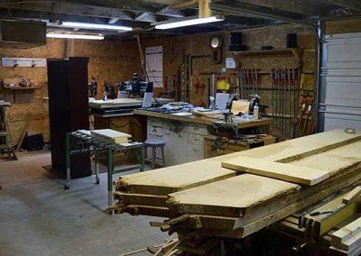 Lane's Millwork - Custom Kiln Dried Wood-Lane's Millwork, L.L.C. - Milford NJ -custom-kiln dried-furniture grade_0068